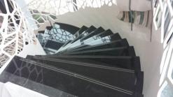 Projecten rutterkamp natuursteen - Binnen trap ...